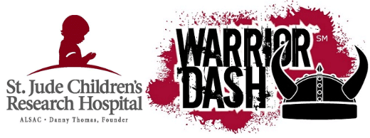 St. Jude Children's Research Hospital and Warrior Dash