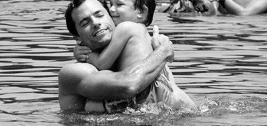 Hug your kids!
